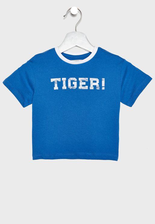 Infant Tiger T-Shirt