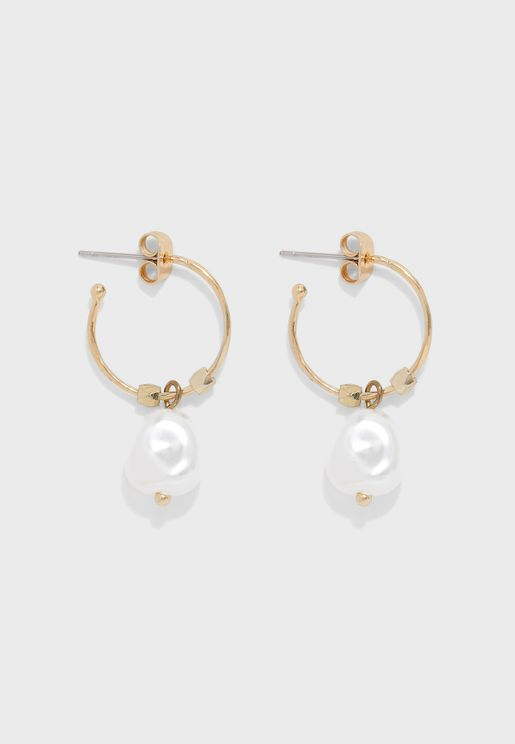 Illy Hoop Earrings