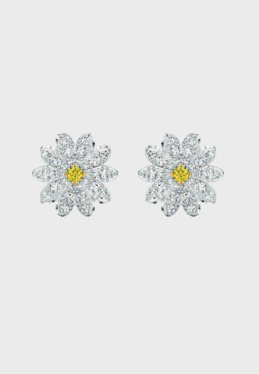 Eternal Flower Stud Earrings