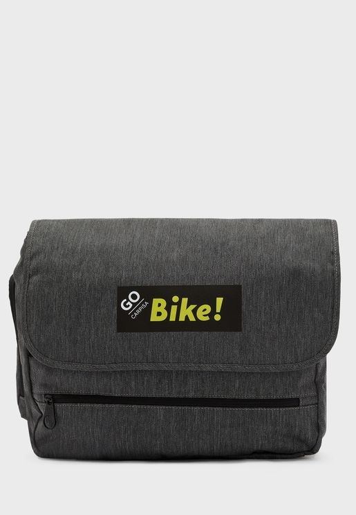 Go Bike Messenger Bag