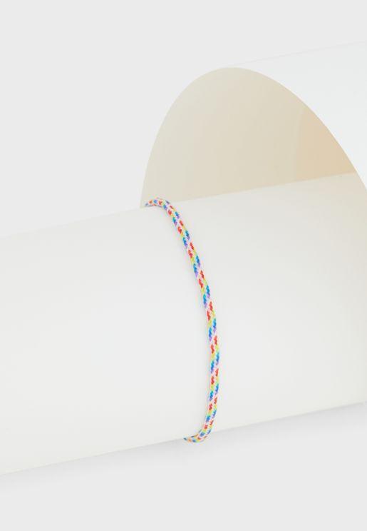 Adustable Cord Bracelet