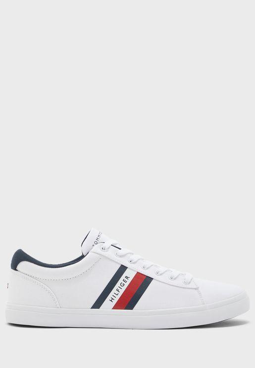 Essential Stripe Detail Sneaker