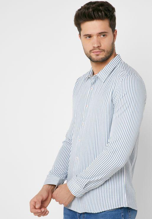 Smart Stripe Shirt e8ae6c1f332c