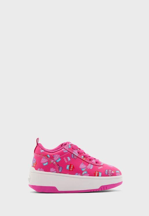 Youth Pop Dash Low Top Sneaker