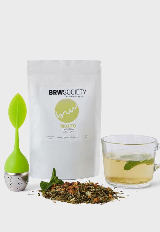 شاي اعشاب - موهيتو