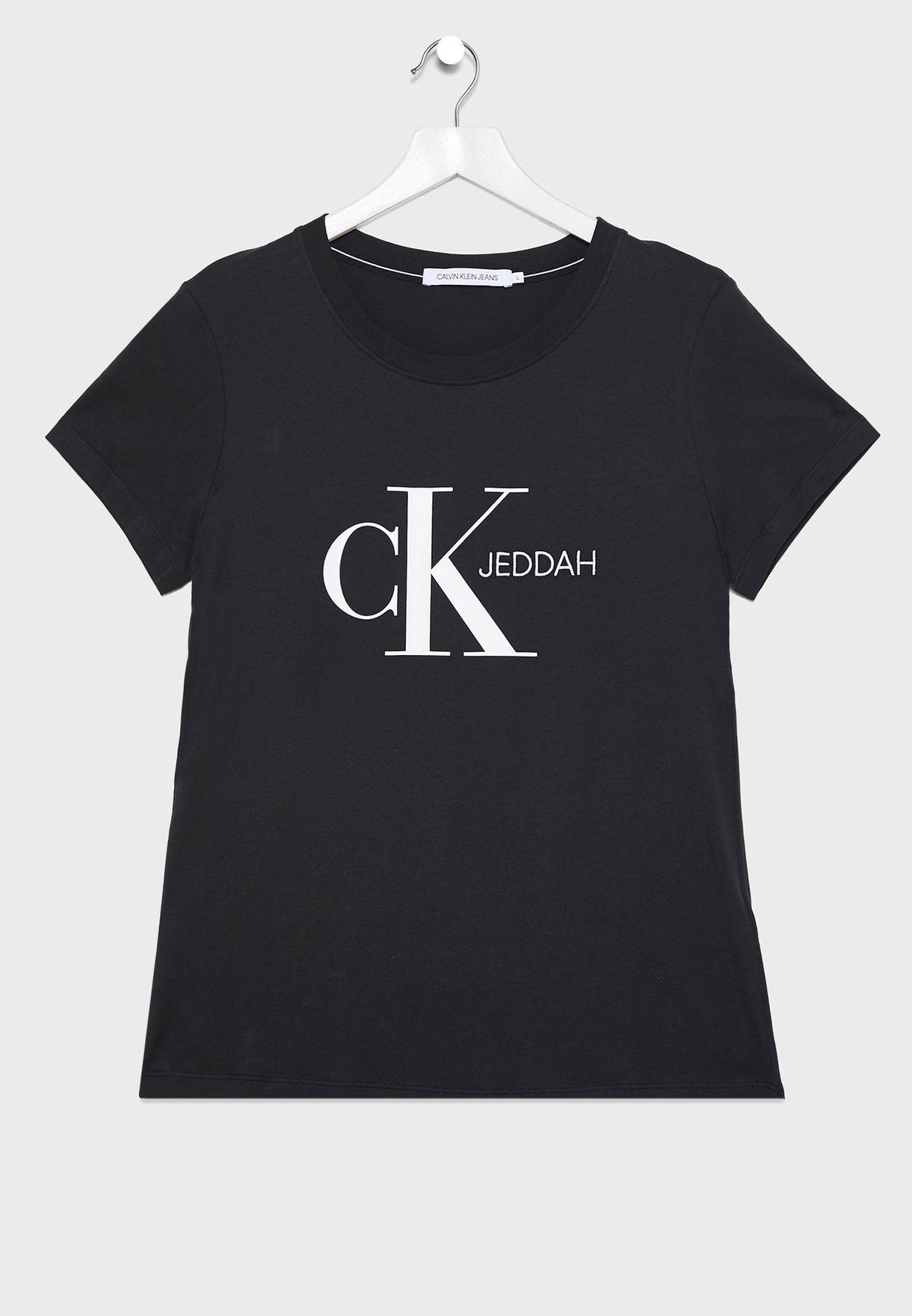 Jeddah Crew Neck T-Shirt