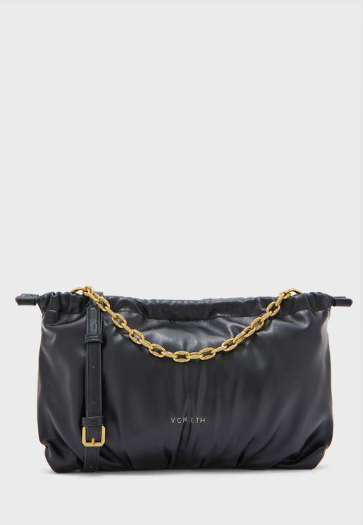 Chain Detail Hobo