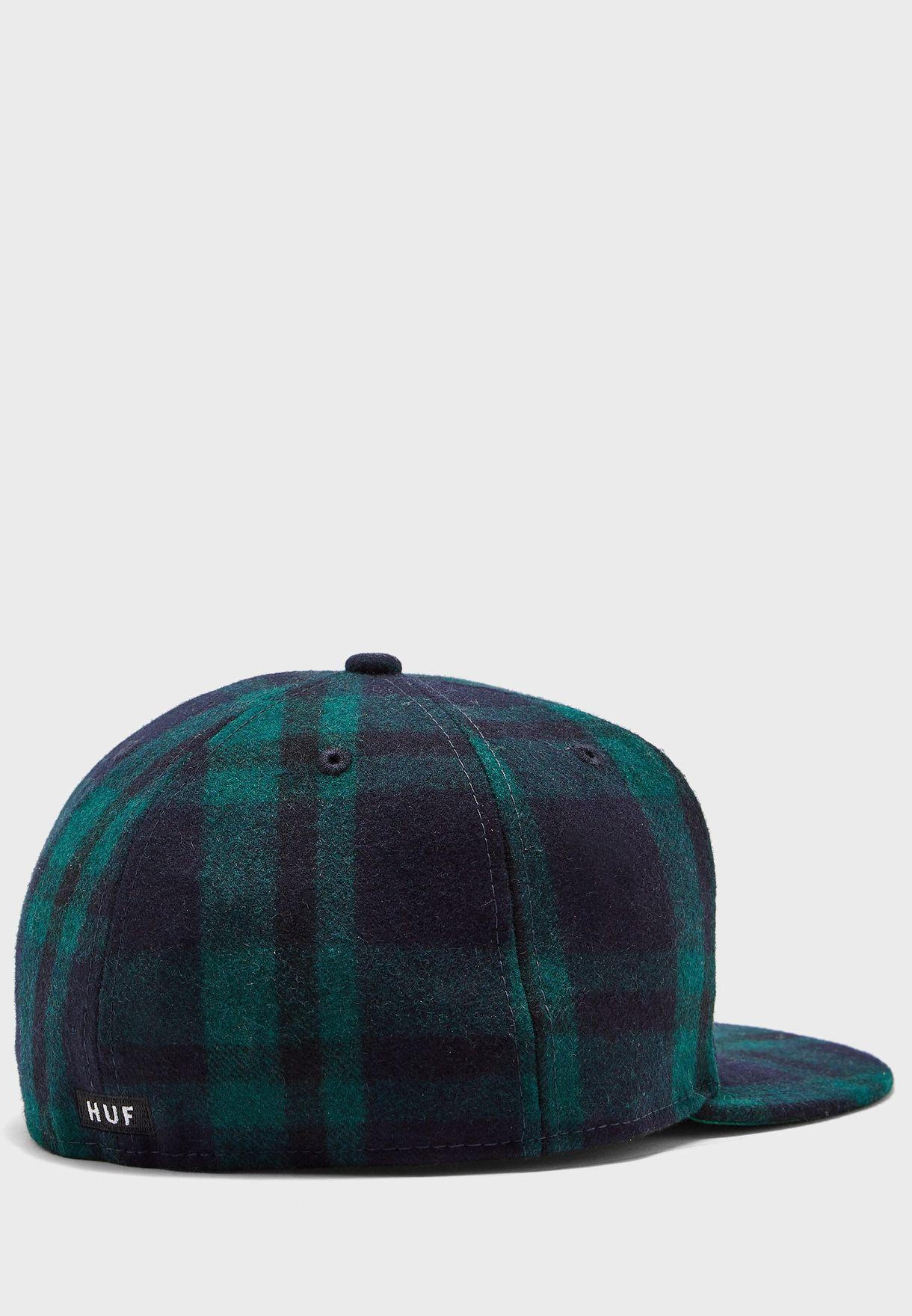 Classic Flannel New Era Cap