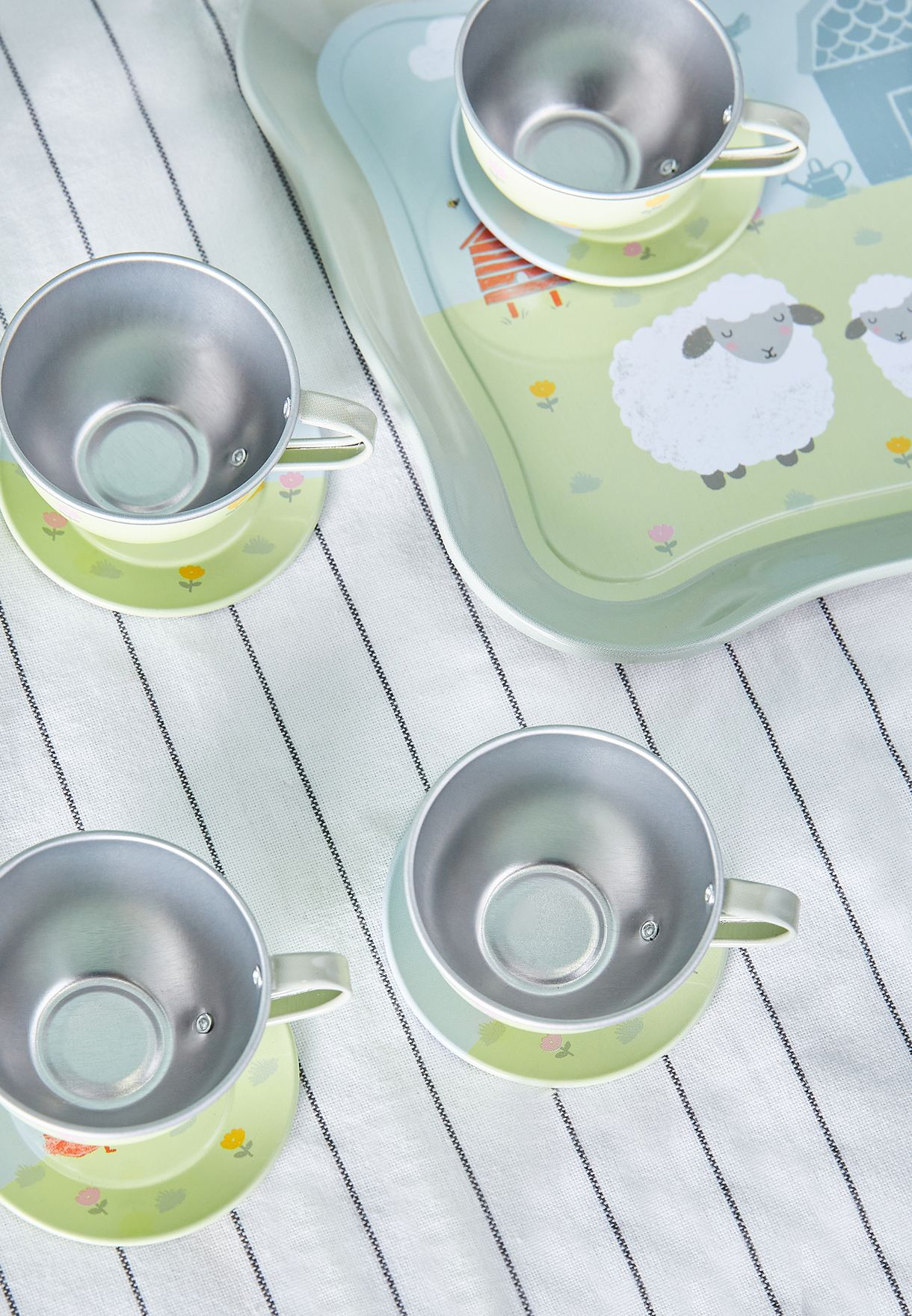 Kids Farmyard Friends Tea Gift Set