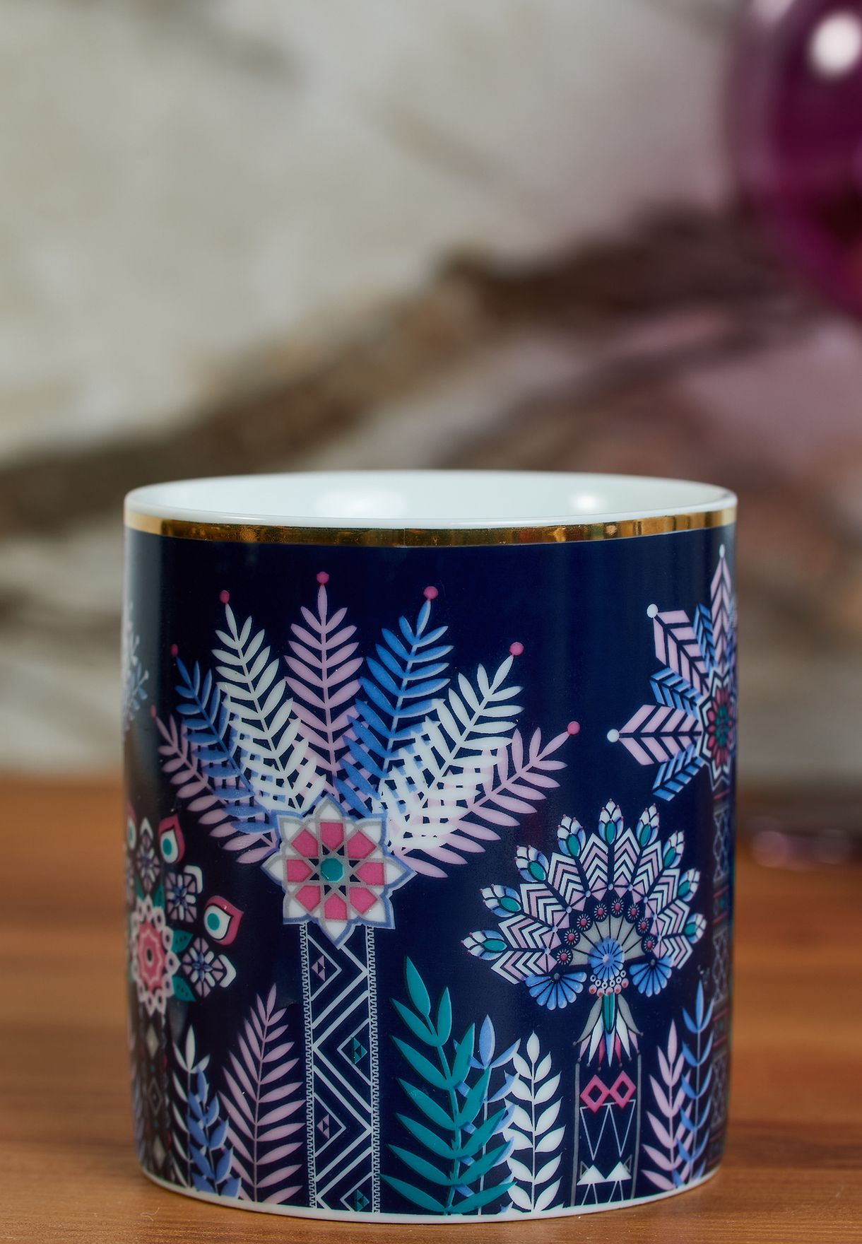 Tala Vessel With Candle 150G