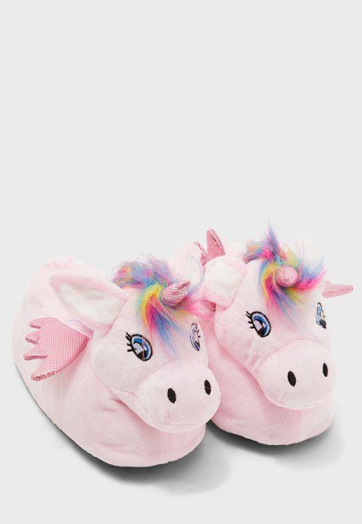 حذاء بشكل وحيد القرن