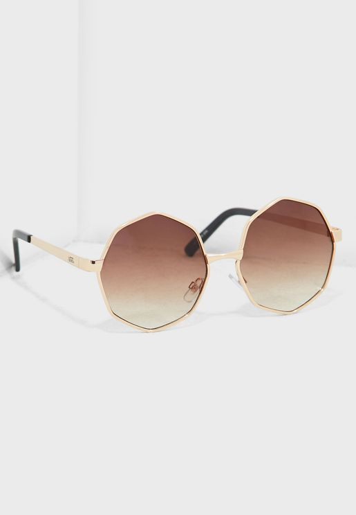 Golden Gal Sunglasses
