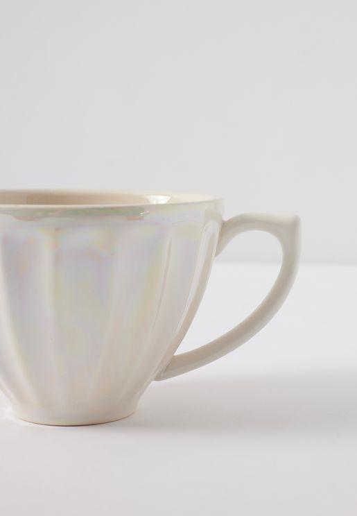 Luster Latte Mugs