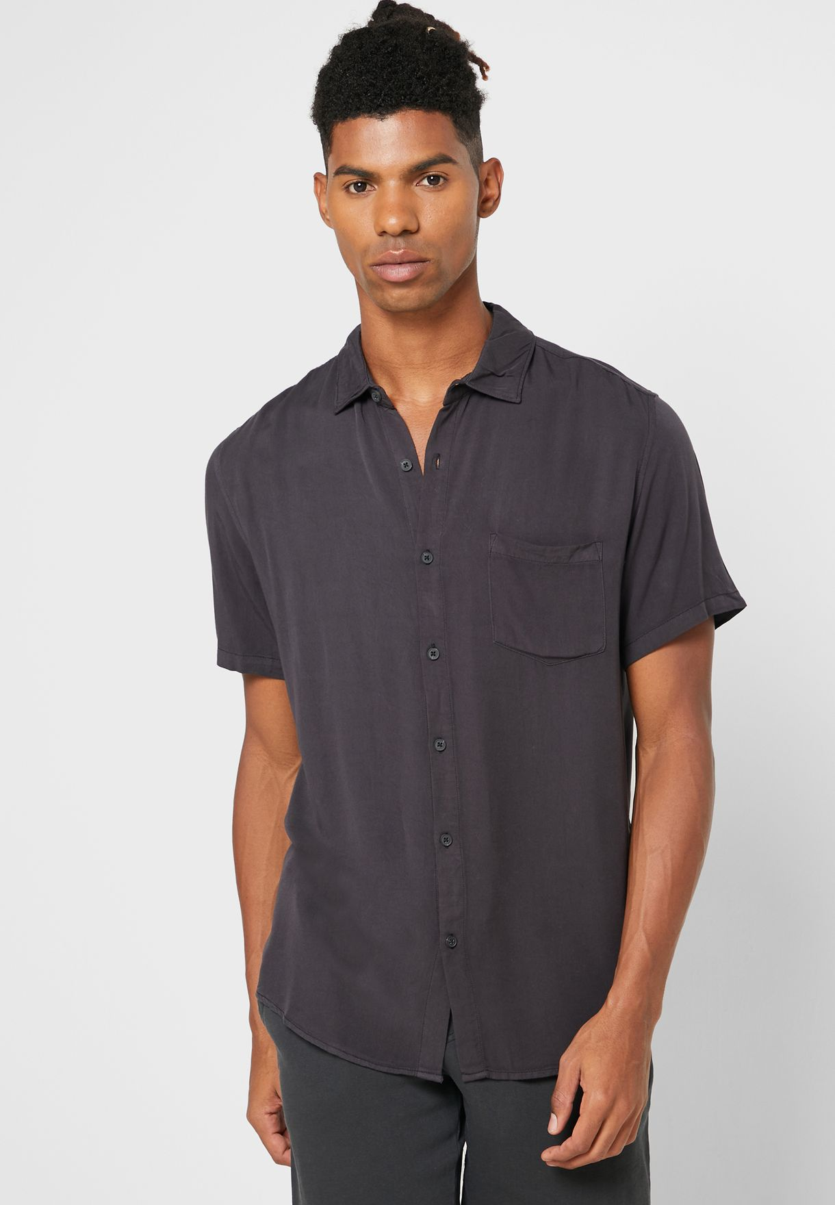 Essential Relaxed Shirt