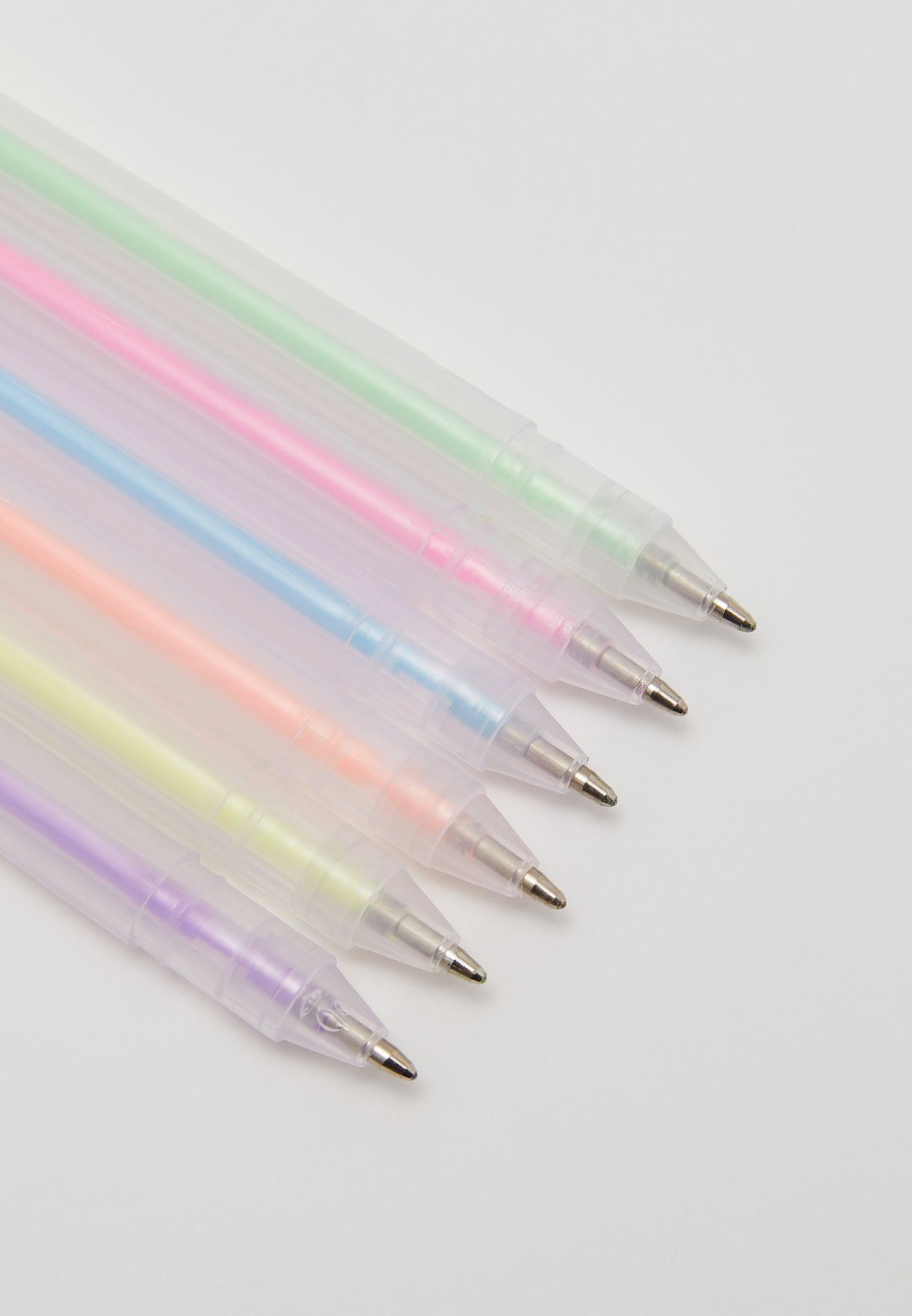 Rainbow Gel Pen Set