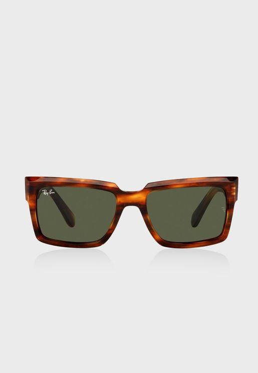 0Rb2191 Oversized Sunglasses