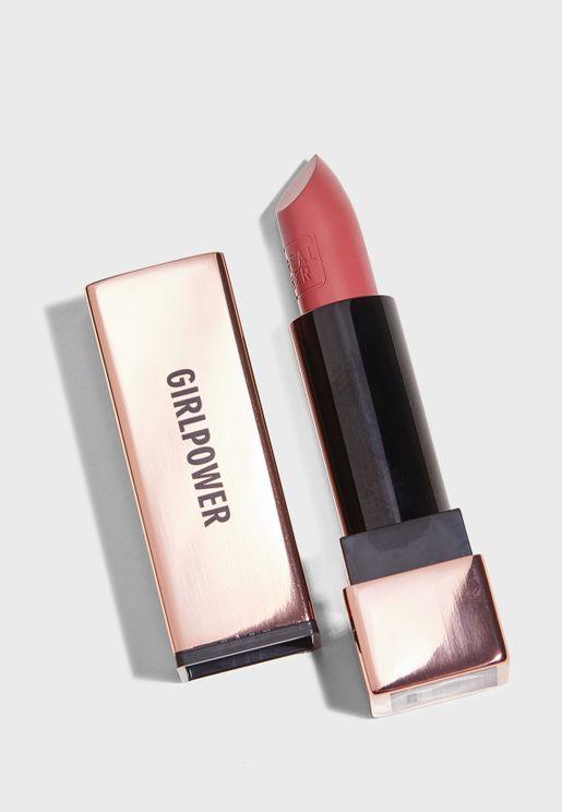 Black Cherry Lipstick - Girl Power