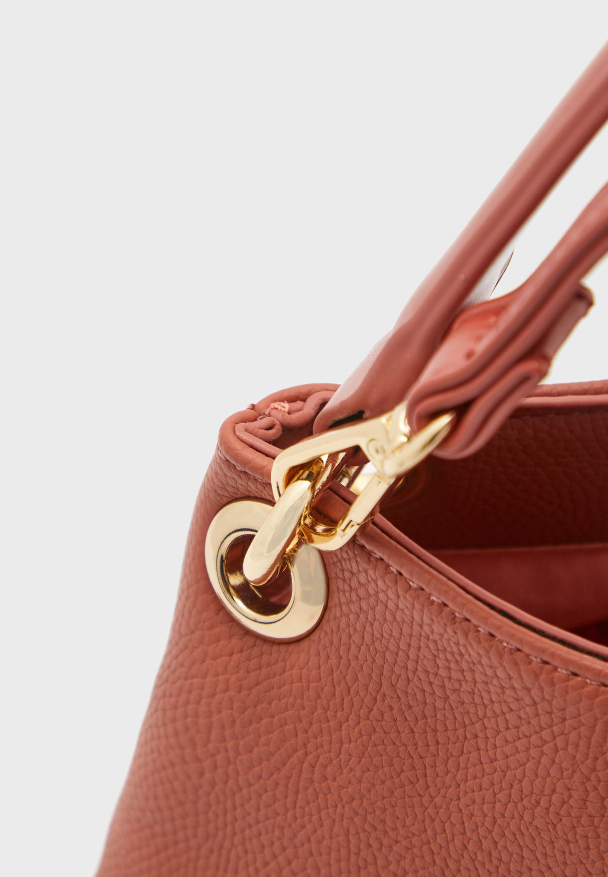 Zip Through Tote