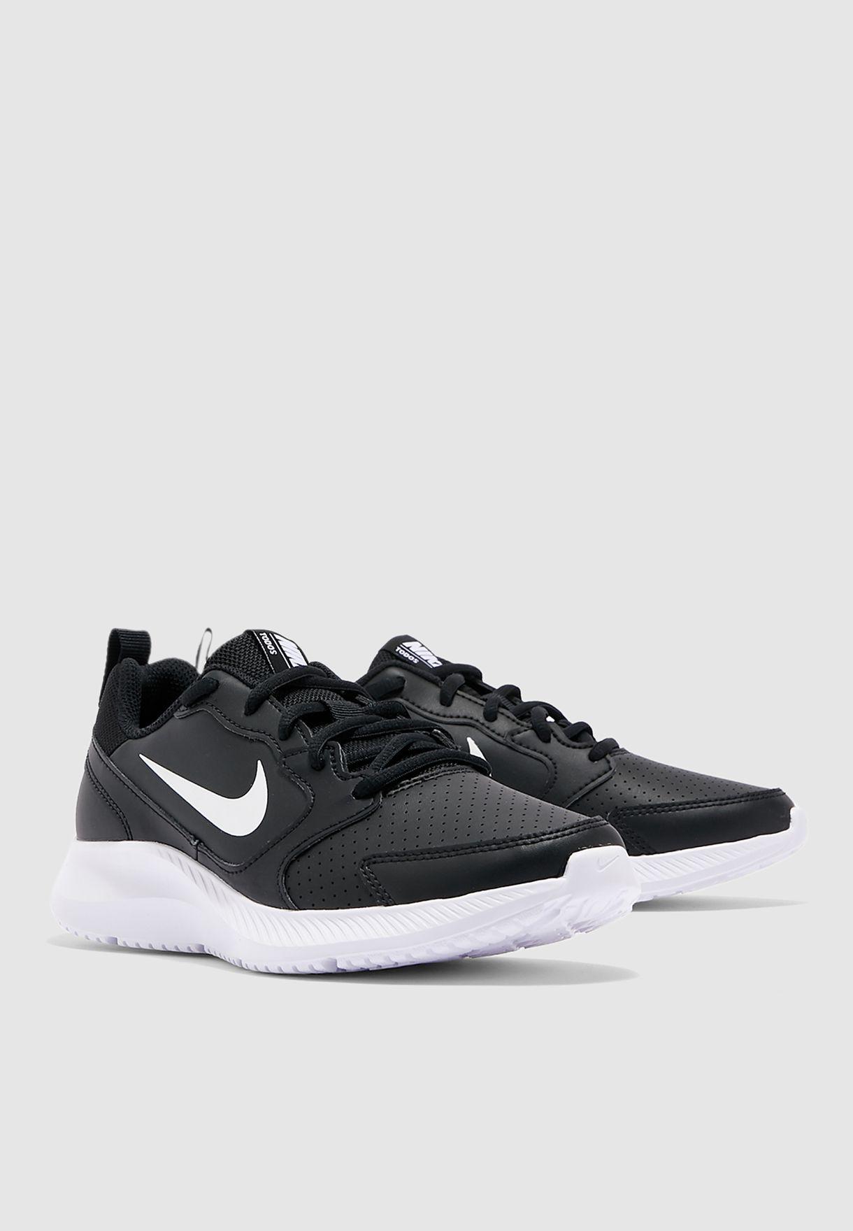 Buy Nike black Todos for Women in MENA