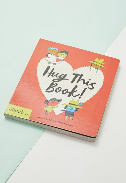 """كتاب """"احتضن هذا الكتاب"""""""