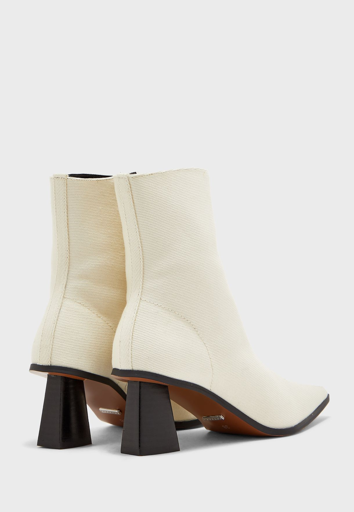 Topshop Maile Point Toe Boot - Brand Shoes