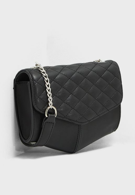 7040232a5c85 Quilted Crossbody