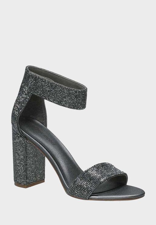 Lindsay High Heel Sandal