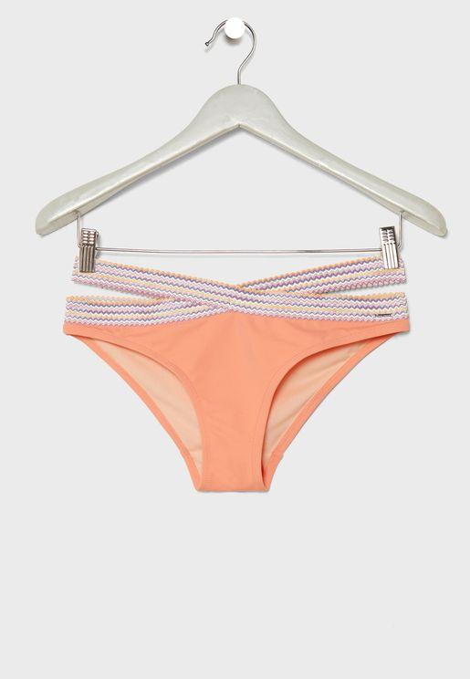 Dominica Strappy Bikini Bottom