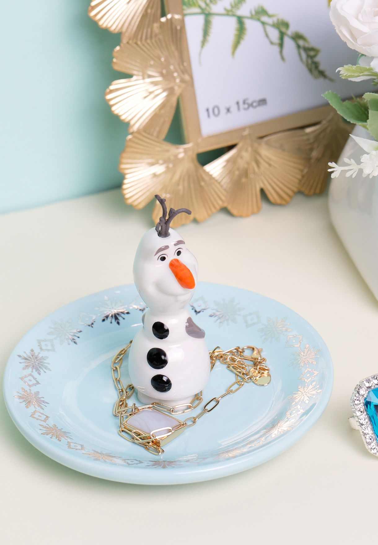 Frozen Olaf Trinket Tray