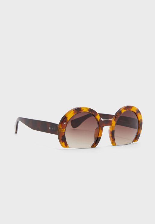 Milf Round Sunglasses