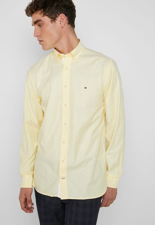 Organic Oxford Shirt