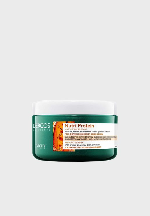 Dercos Nutrients Nourishing Protein Mask 250ml