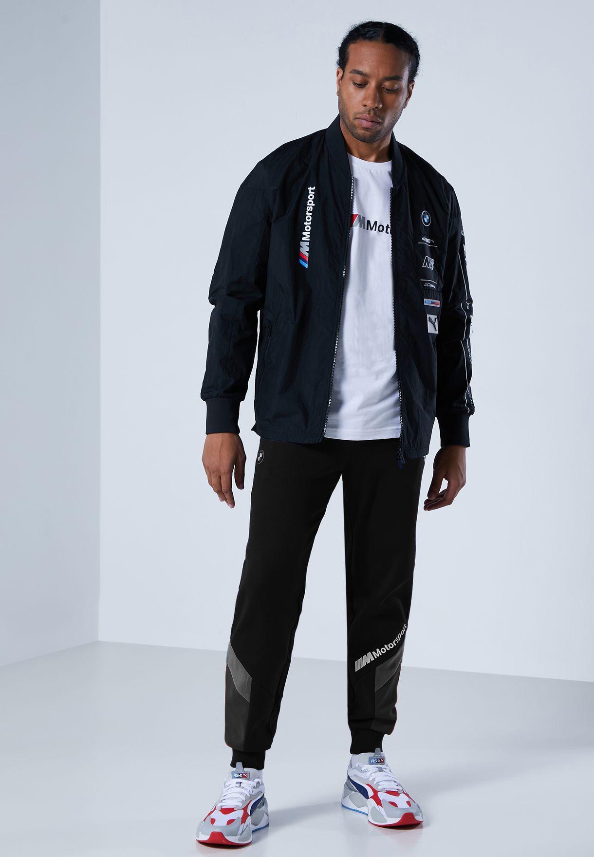 BMW MMS Street Track Jacket