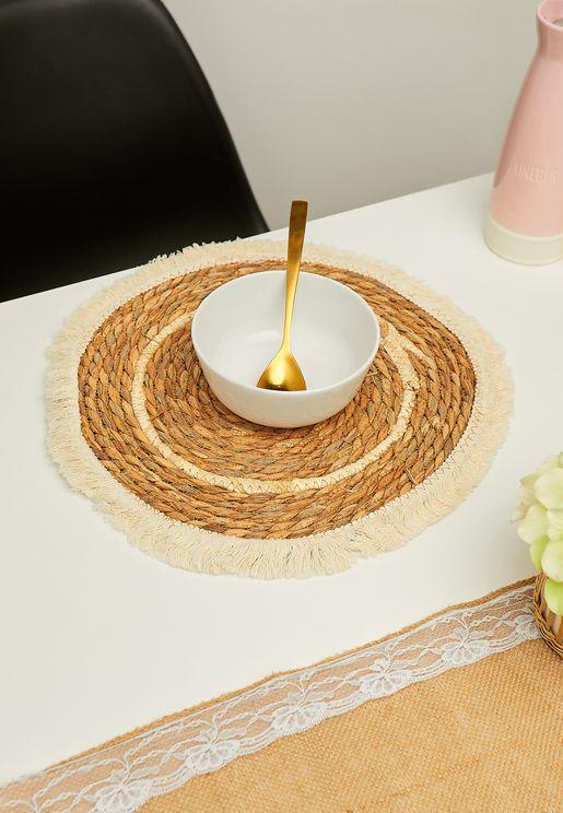 Macramé Table Mat