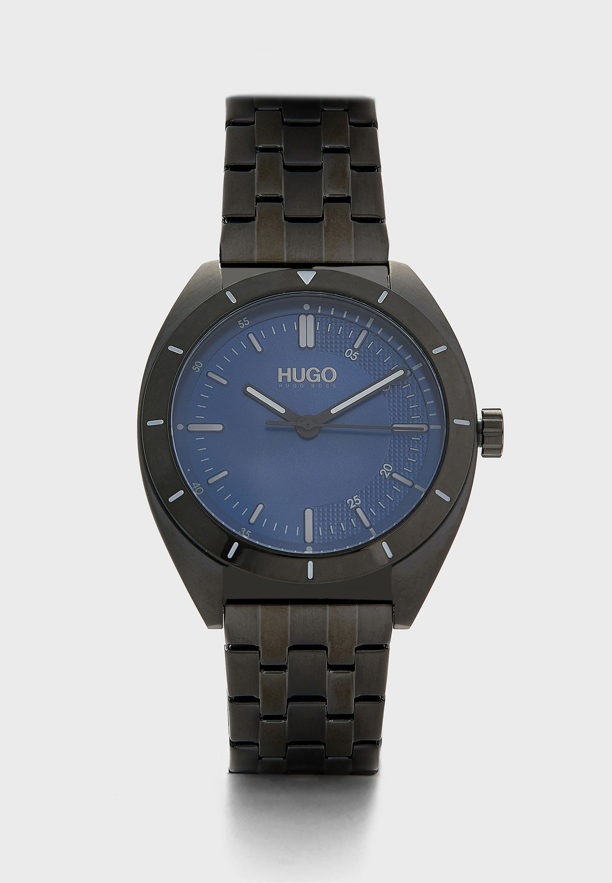 Shaped Analog Watch