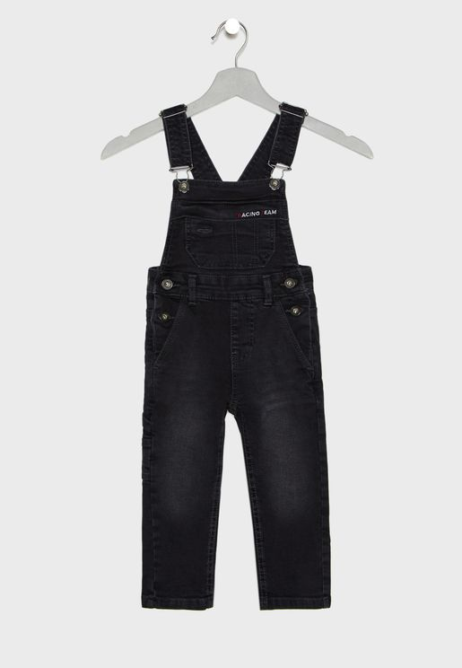 Kids Essential Dungaree