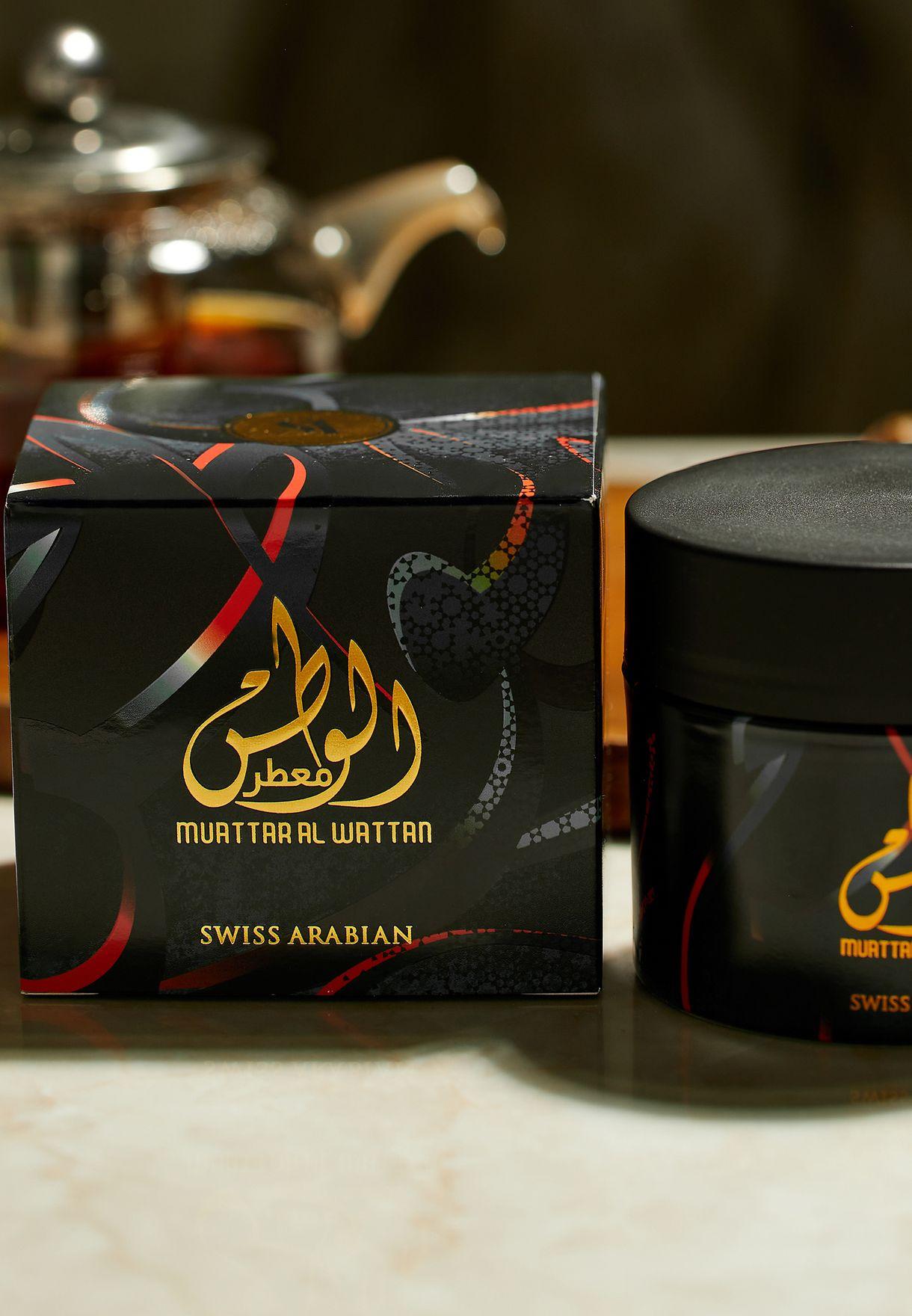 Muattar Al Wattan 1078 50gm