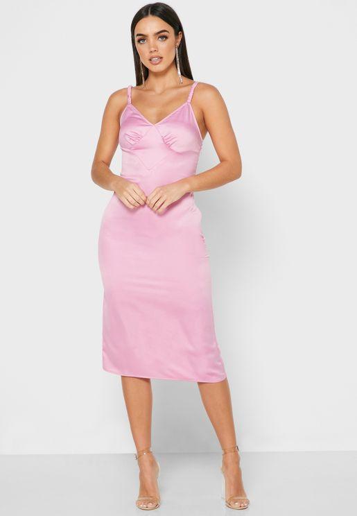 Cami Strap Dress