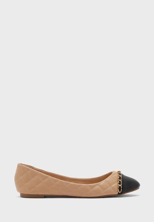 حذاء باليرينا فلات