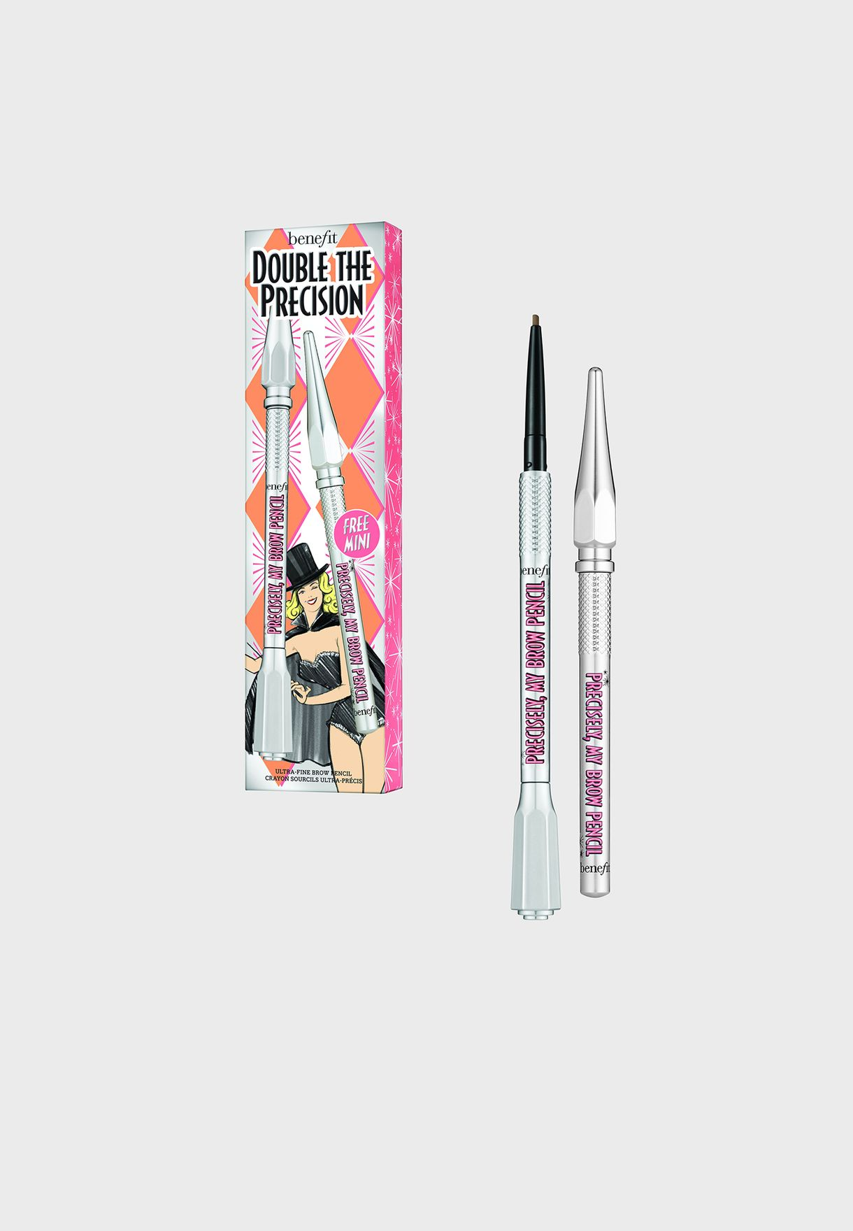 Double The Precision Shade 03 Precisely My Brow