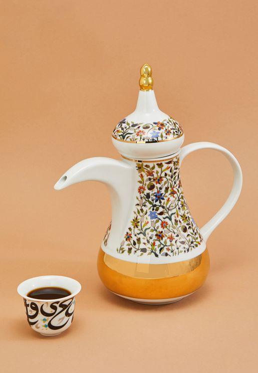 دلة قهوة عربي ماجيستك