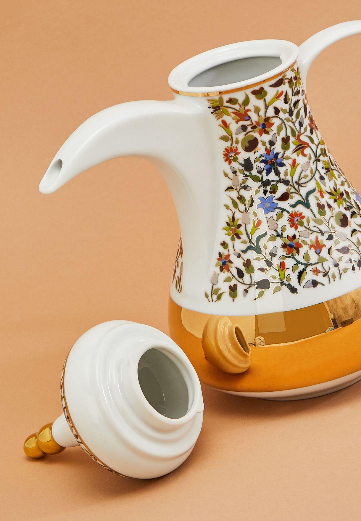 Majestic Arabic Coffee Dallah