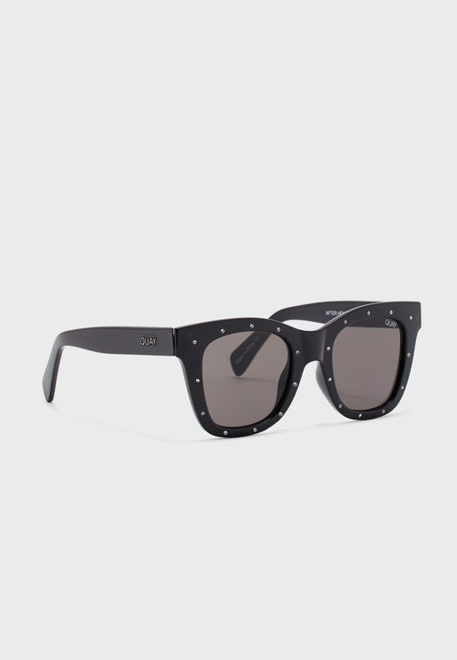 After Hours Rhinestones Wayfarer