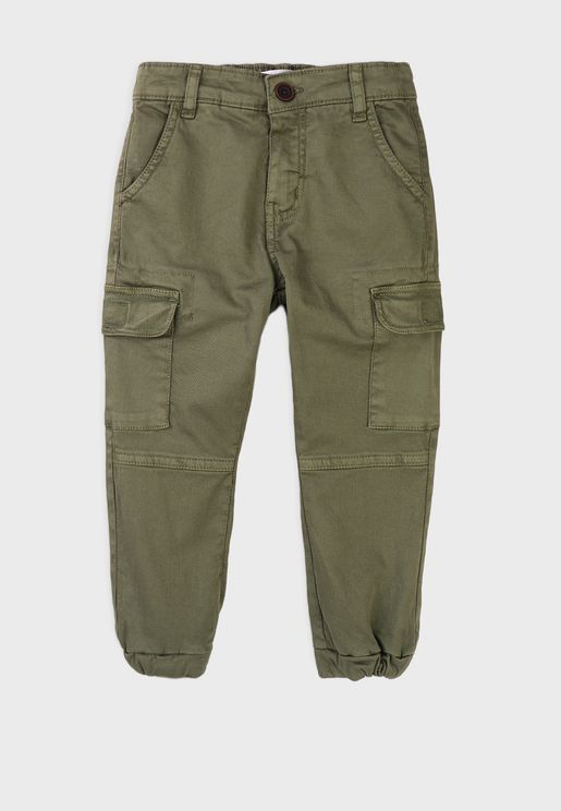 Teen Basic Combat Pants