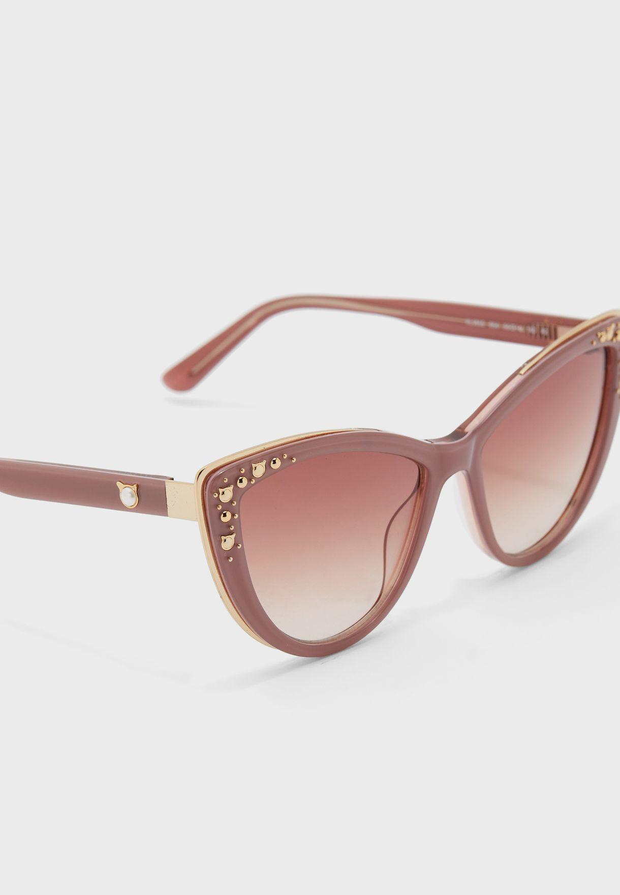 Kl986S Cat Eye Sunglasses