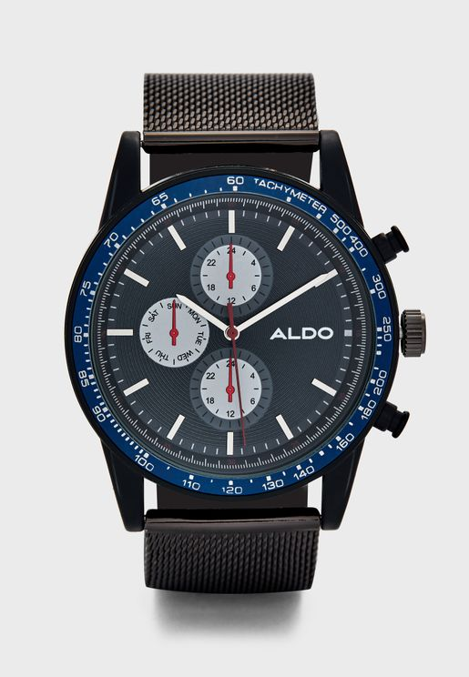 Reuss Analog Watch