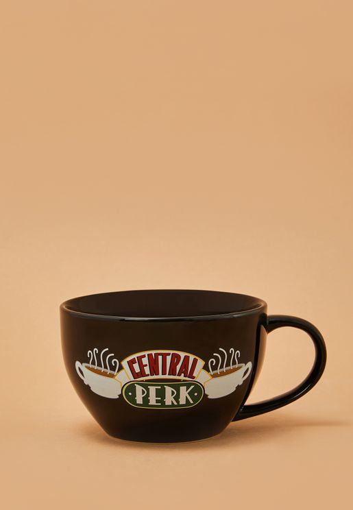 Central Perk Big Mouth Mug