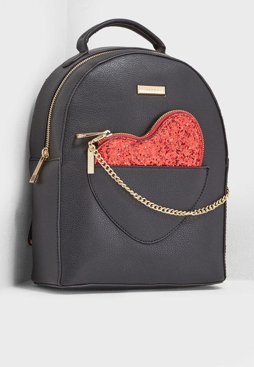 Caurga Heart Backpack