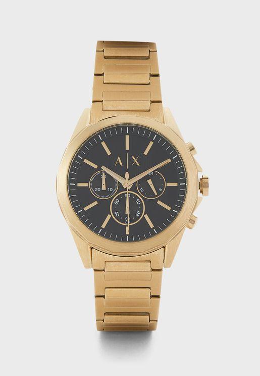 AX2611 Analog Watch