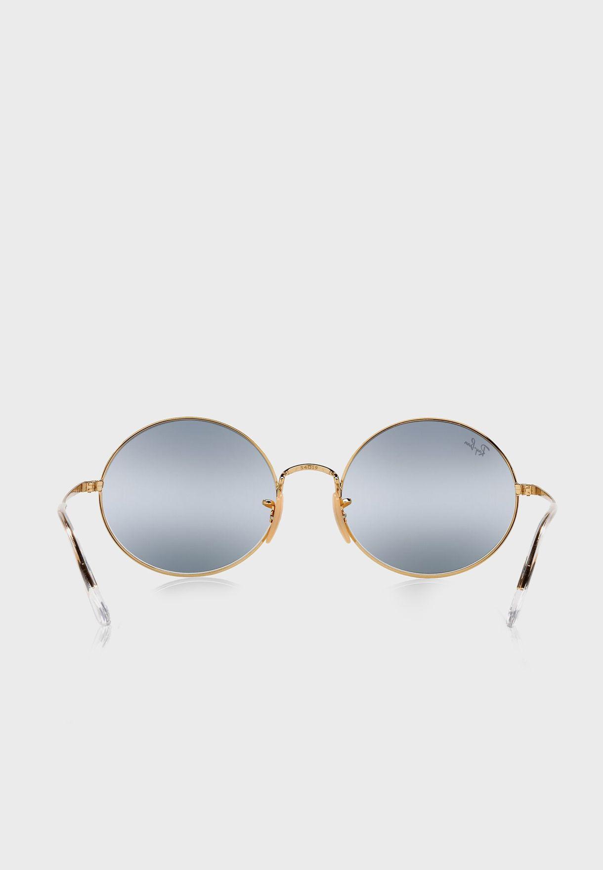 0Rb1970 Round Sunglasses